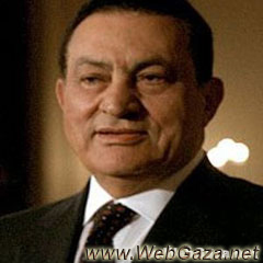 Hosni Mubarak - Egyptian President, was born in 1928 in Al-Monofeya governorate in northern Egypt.