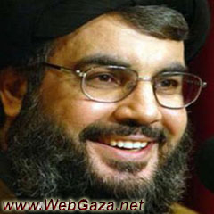 Hassan Nasrallah - Leader of the Lebanese Hezbollah resistance movement, was born in 1960 in Bourji Hammoud neighborhood east of the Lebanese capital, Beirut.