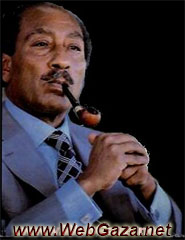 Anwar Sadat - Egyptian politician. Succeeding Nasser as president 1970, he restored morale by his handling of the Egyptian campaign in the 1973 war against Israel.