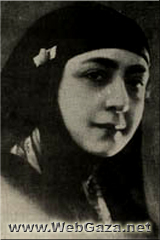 Huda Shaarawi - A lifelong feminist and nationalist activist who grew up in a wealthy family during the last of the harem years, Huda Shaarawi was born in Minya, Upper Egypy in 1879.