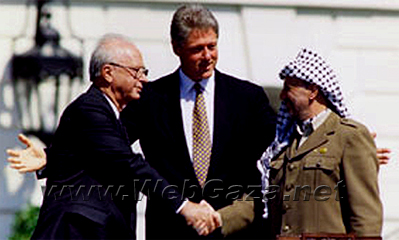 Declaration of Principles 1993 (Oslo Accords) - Done at Washington, D.C., this thirteenth day of September, 1993.