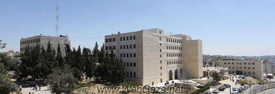 Hebron University - An independent Palestinian institution of higher education, serving over 7,000 students, around 73% of whom are female.