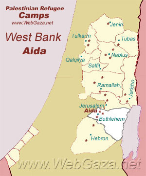 Aida Refugee Camp