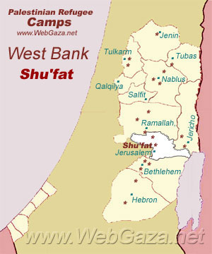 Shufat Refugee Camp