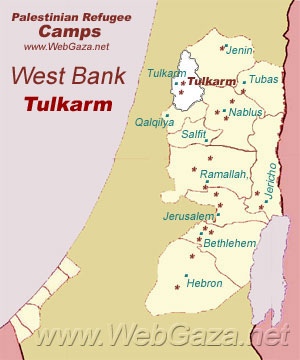 Tulkarm Refugee Camp