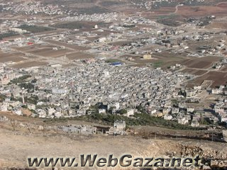 Balata Refugee Camp - Located near Nablus, in the Northern part of the West Bank, Population: 20465 persons, Eligible for Relief Assistance: 3201 families.
