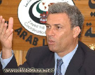 Ziyad Abu Amro - Member of The Palestinian Legislative Council.