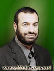 Fathi Hammad - Member of The Palestinian Legislative Council.