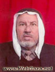 Fuad Id - Member of The Palestinian Legislative Council.