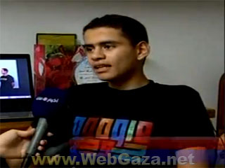 Mohammed al-Madhoun - 14 year old developer, Google's Ambassador in Gaza