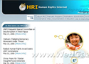 Human Rights Internet (HRI) - A leader in the exchange of information within the worldwide human rights community. Do you want to know about Human Rights Internet?