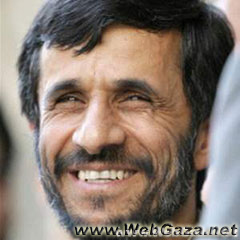 Mahmoud Ahmadinejad - Iranian President, was born in 1956, Garmsar, near Tehran. He holds a PhD in traffic and transport from Tehran's University. of Science and Technology.
