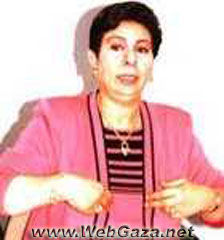 Hanan Ashrawi - Professor, Bir Zeit University. Palestinian diplomat and negotiator, chosen in 1991 to represent (PLO) in the Middle East peace talks convened in Madrid.