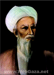 Abu Bakr al-Razi - Was born at Ray, Iran. Initially, he was interested in music but later on he learnt medicine, mathematics, astronomy, chemistry and philosophy.